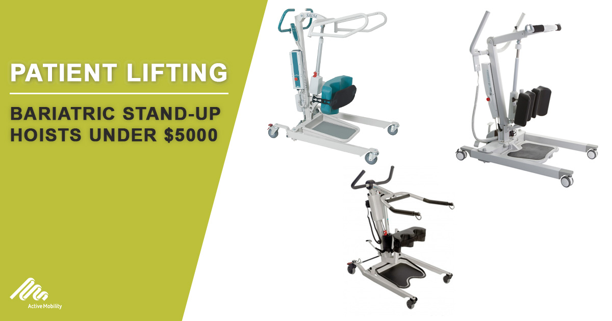 Bariatric Stand-up Hoists Under $5000