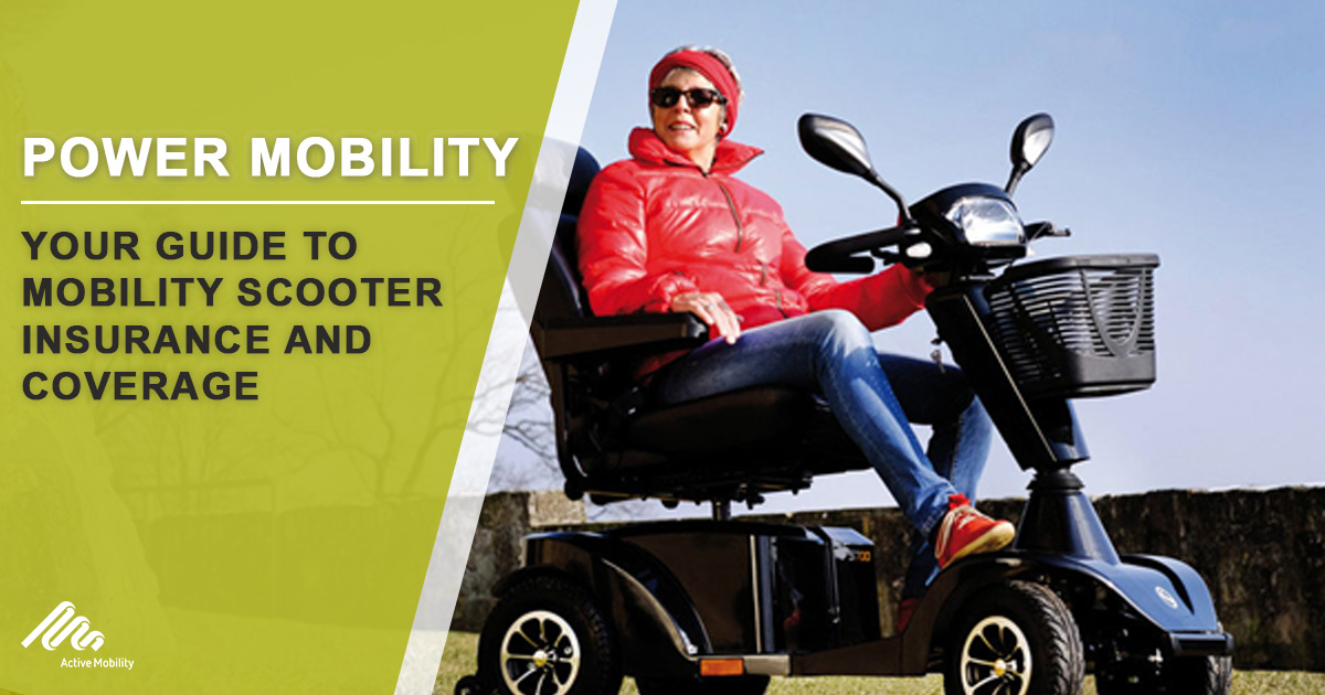 Your Guide to Mobility Scooter Insurance and Coverage