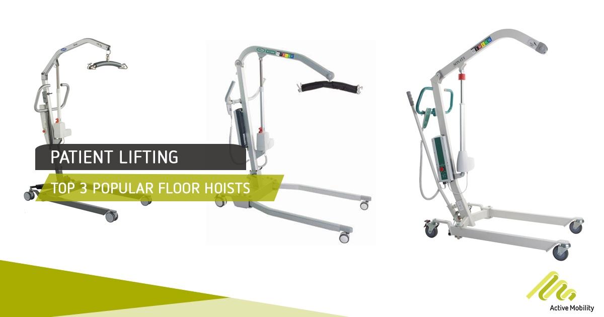 Top 3 Popular Floor Hoists