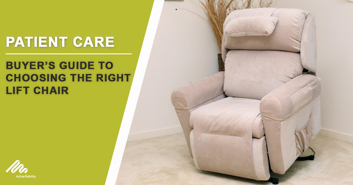 Buyer's Guide To Choosing The Right Lift Chair