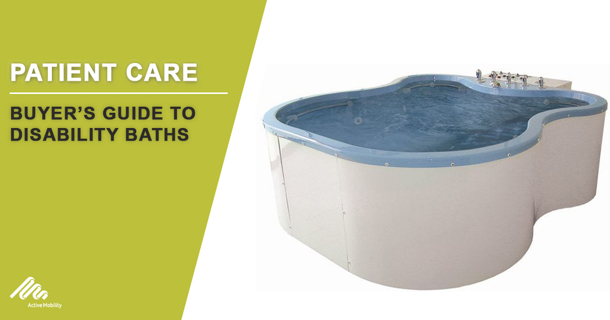 Buyers Guide To Disability Baths