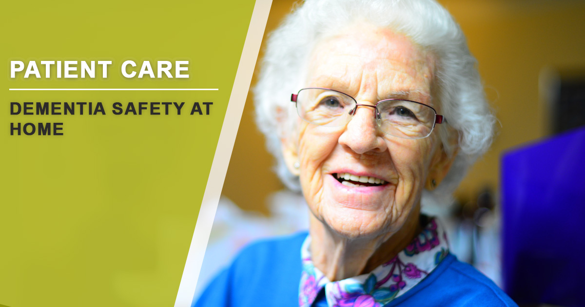 Dementia Safety At Home