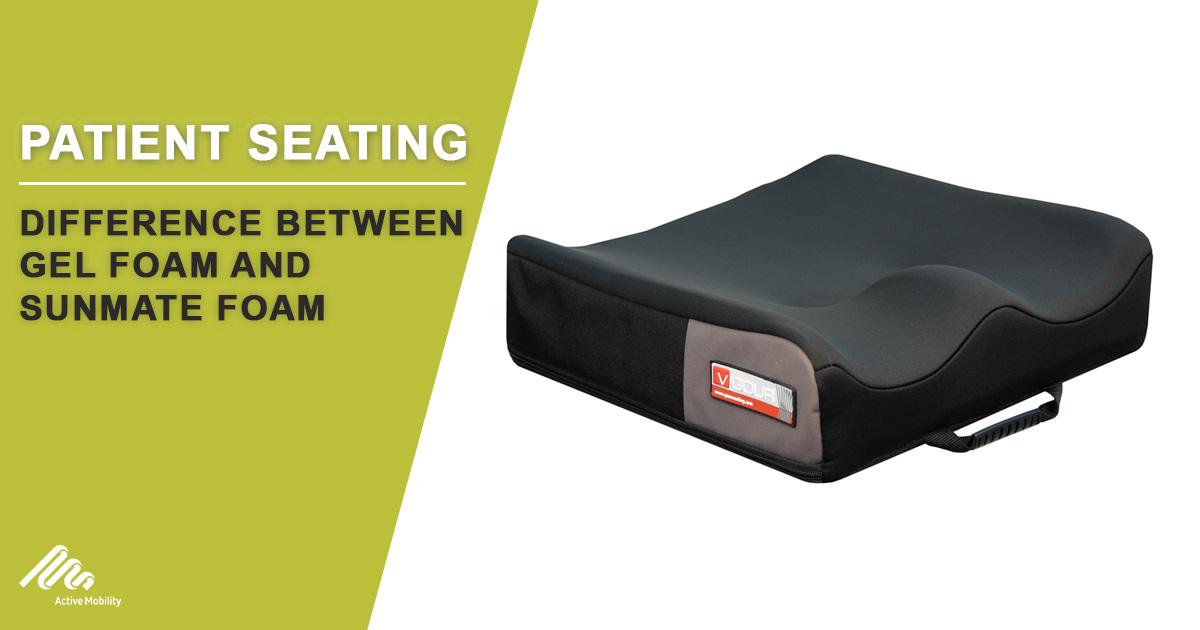 Difference Between Gel Foam and Sunmate Foam