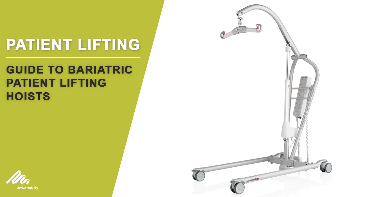Guide To Bariatric Patient Lifting Hoists