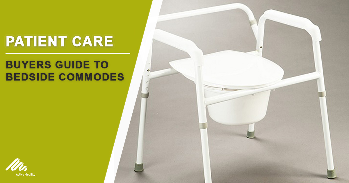 Guide To Bedside Commodes