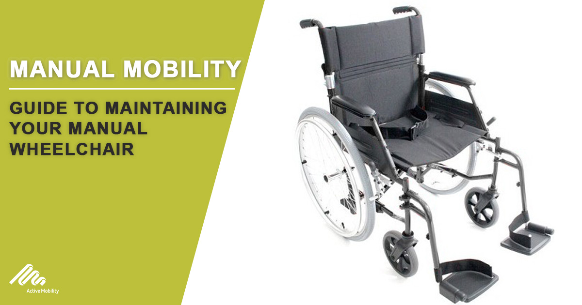 Guide To Maintaining Your Manual Wheelchair