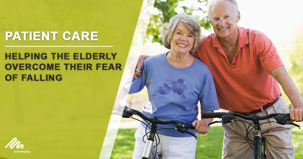 Helping the Elderly Overcome Their Fear of Falling